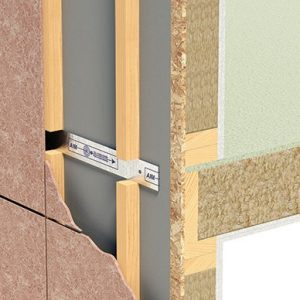 FF102/50 Intumescent Cavity Barrier