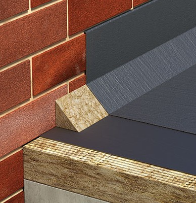 AIM ANGLE FILLET FOR FLAT ROOFING