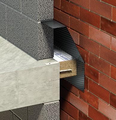 AIM Wall Cavity Fire Barrier & Fire Barrier Slab